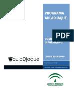 AulaDjaque Dosier 2018_2019