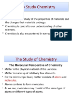 Lec2 the Numerical Side of Chemistry, Measurement and Chemical Calculations