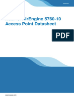 Huawei AirEngine 5760-10 Access Point Datasheet