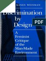 Discrimination by Design