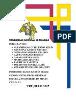 No Existe Innovación en La Minería Peruana Debido a Que en Gran Parte Están Centrados en Regulatorios Sociales