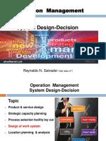 Design of Work System Pptx