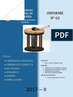 Informe2 Robo2 Final