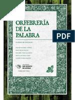 2013 Marino La Orfebreria de La Palabra Manual de Lenguaje I