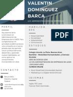 Curriculum Vitae-Vvc