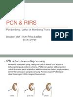 PCN & RIRS