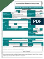 Informe de Investigación de Incidentes Accidente ARMAL, DIPERK Camioneta... (1).xlsx