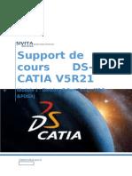 Support de Cours Catia V5R21