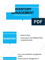 Cbme01-Inventory Hr Management