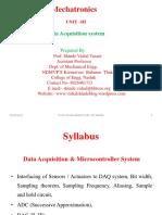 data aquizition system