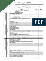 ANEXO G - Check List - SISAR.doc