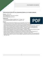 Ordenanza Libro IV y V