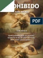 Prohibido Neruda