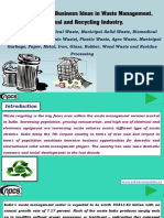 List of Profitable Business Ideas in Waste Management, Disposal and Recycling Industry.-501392-.pdf