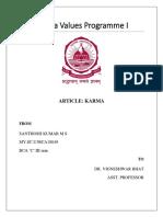 Santhosh Kumar Ms- My.sc.u3bca18049