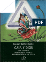 [Rosemary Radford Ruether] Gaya y Dios