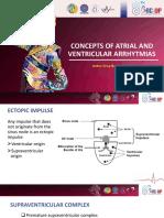 2. Concepts of Atrial and Ventricular Arrhythmias