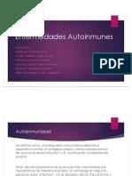 Equipo 4 Enfermedades Autoinmunes