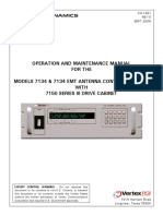 Vertex RSI 7134 Antenna Control Unit