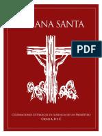 Manual de Seminarista Semana Santa Seminario_2019