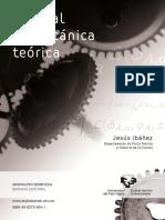 Manual de Mecanica Teorica-jesus Ibañez