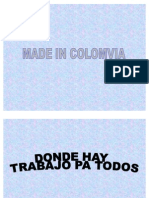Made in Colomvia