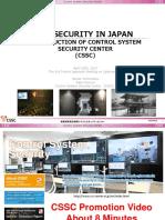 Cibersecurity in Japan