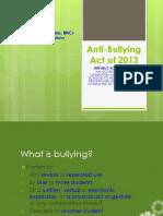 3 Anti Bullying