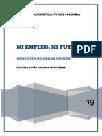 Mi Empleo, Mi Futuro - Daniela Lucia Charris Contreras