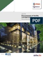 Procurement of Facility Management_1st _ed_2018
