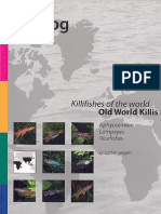 Aqualog - Killifishes of the World - Old World Killis I