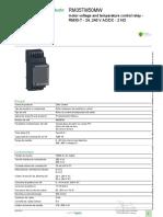 Zelio Control RM35TF30