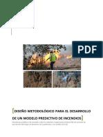 Informe Preliminar Predictivo de Incendios Reportes