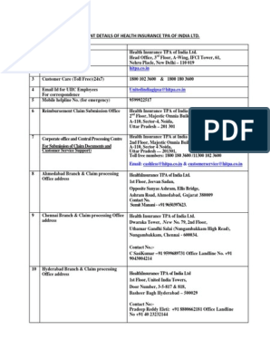 Important Details Of Hitpa 2 Pdf Business Law Service Industries