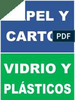 Simbolos Para Tacho Reciclaje