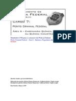Simulado LVII - PCF Área 6 - PF - CESPE