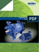 Liquid Ring Vacuum Pumps and Compressors - PDF