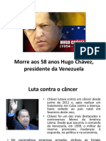 Quem foi  Hugo Chaves