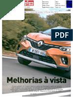 "NOVO RENAULT CAPTUR NA ""AUTO FOCO"""