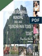 Plan de desarrollo municipal de Quinchía.pdf