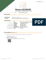 Bruno Lecoeur