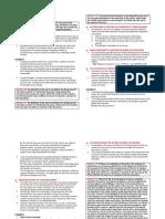 Fire Insurance p300-309