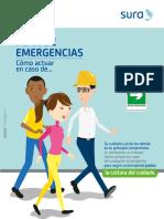 Actuar en Caso de Emergencias