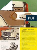 Premier Padmini Brochure Team BHP