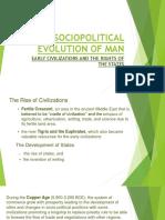 Sociopolitical Evolution of Man