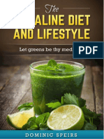 The alkaline diet and lifestyle