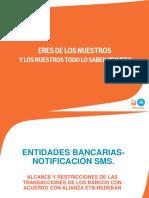 4g-Lte Entidades Bancarias_notificación Sms.