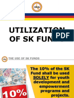 Sk Fund Utilization