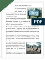El Caño Archaeological Park
