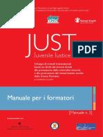 Progetto Just Manuale i Formatori